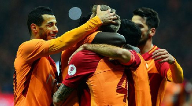 """Qalatasaray"" - ""Konyaspor"" - 4:1 - VİDEO"