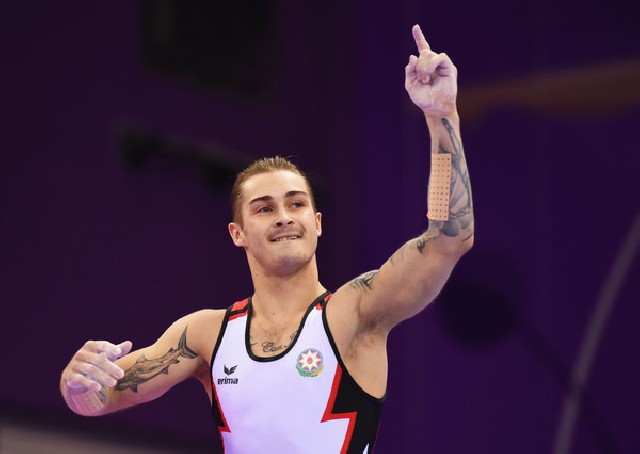 Rio-2016: Oleq Stepko 22-ci oldu