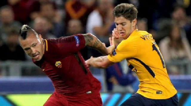"""Roma"" - ""Atletiko"" oyununda hesab açılmadı - VİDEO"