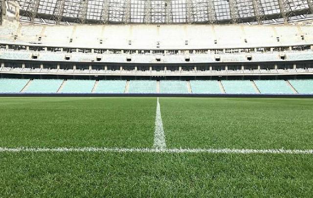"""BOS """"Qarabağ"""" - """"Roma"""" matçına hazırdı - FOTOLAR"""