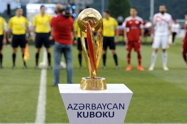 Azərbaycan Kuboku: 1/4 final mərhələsinin ilk oyunlarının təqvimi açıqlanıb