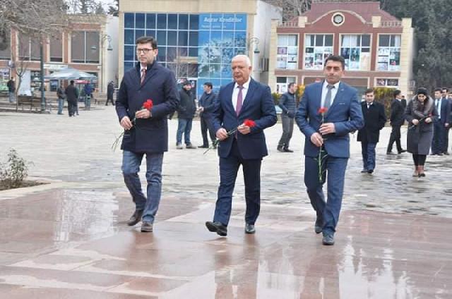 """""""2 fevral Gənclər günü"""" Tovuzda qeyd olundu"""