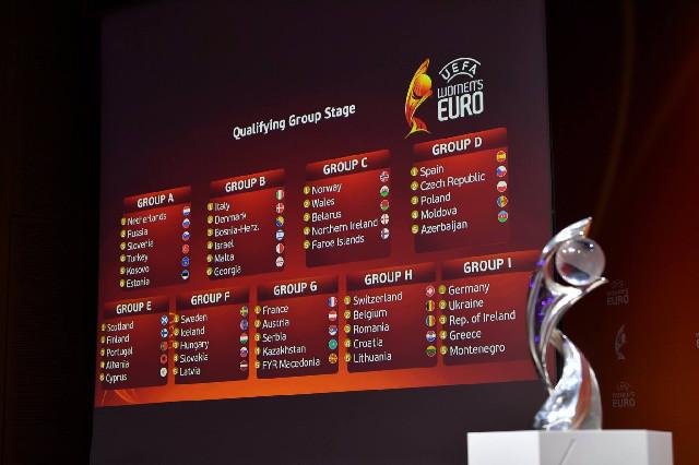 AVRO-2021: Futbol üzrə qadınlardan ibarət Azərbaycan millisinin rəqibləri müəyyənləşib