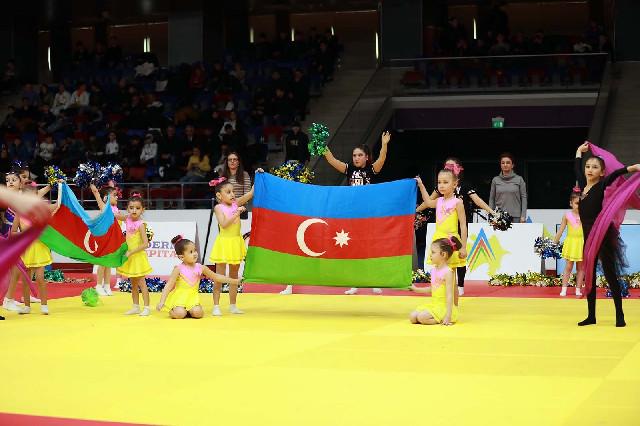 Bakıda cüdo üzrə beynəlxalq turnirə start verilib