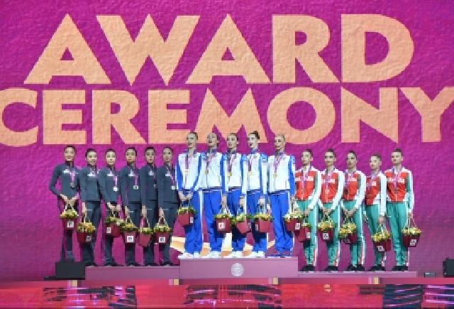 Bakıda keçirilən gimnastika üzrə dünya çempionatında Olimpiya  lisenziyalarının sahibi müəyyənləşib
