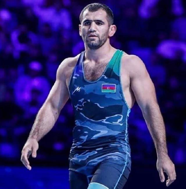 Cəbrayıl Həsənov İranın klublararası çempionatında növbəti qələbəsini qazanıb
