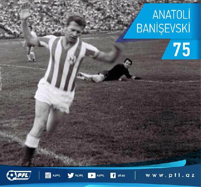 Anatoli Banışvskinin 75 illik yubileyi qeyd ediləcək