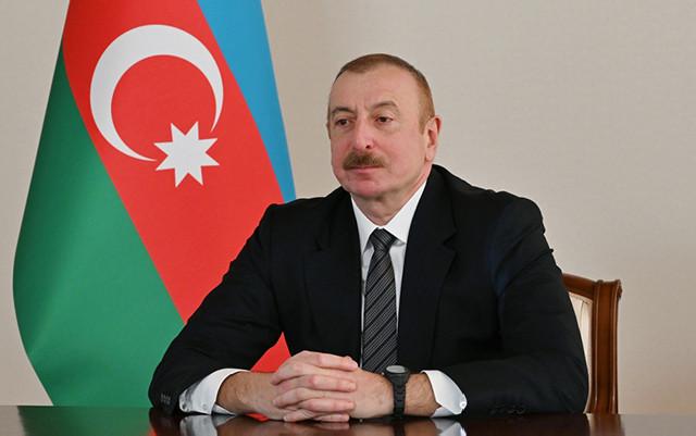 İlham Əliyev xalqı təbrik etdi