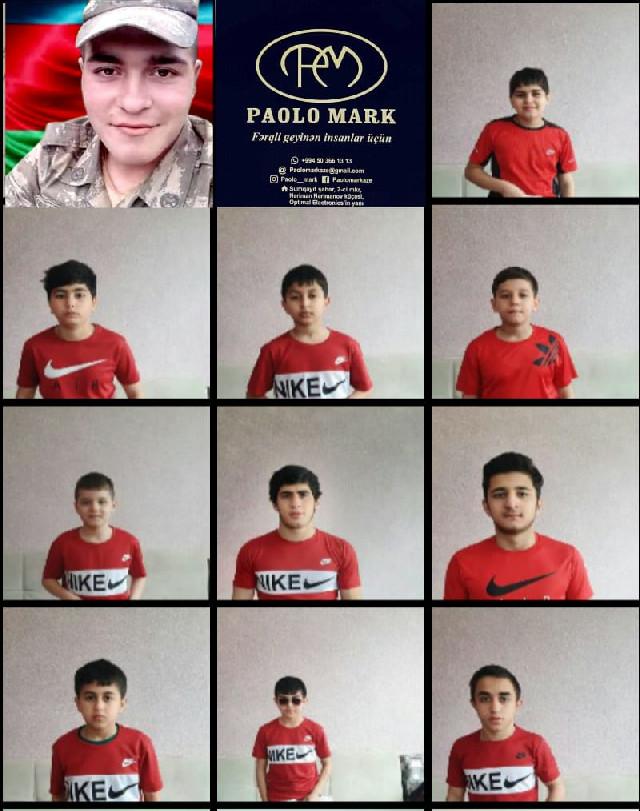 """""""Paolo Mark""""ın dəstəyi ilə onlayn bilik yarışması keçirildi"""