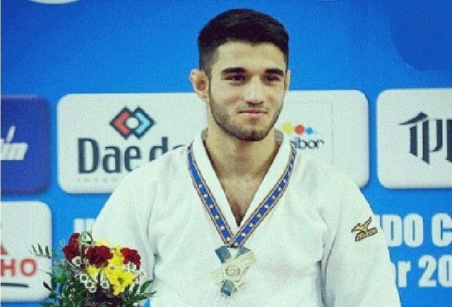 Cüdo ustamız Avropa çempionatında bürünc medal qazanıb
