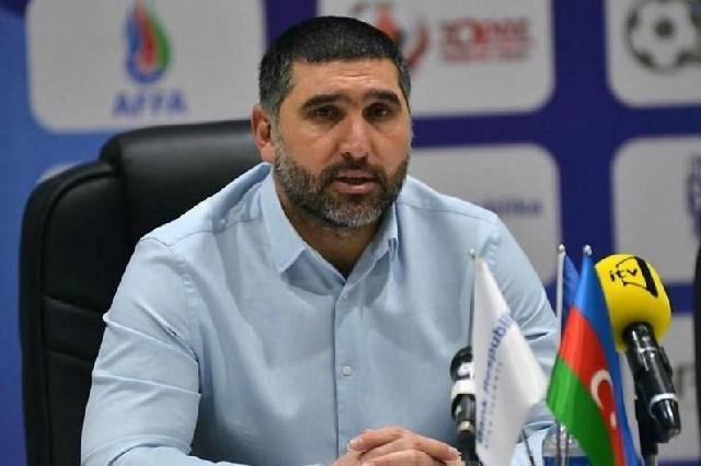 """""""Müdafiəçimiz Azər Salahlı komandanın bombardiridir"""" - Sənan Qurbanov"""