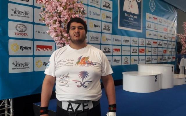 Millimiz Böyük Dəbilqə turnirini 1 medalla başa vurdu