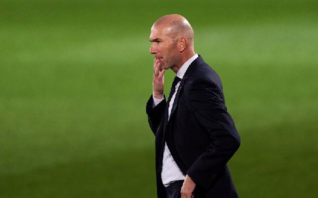 """""""Real Madrid"""" Zidanla yollarını ayırdı - RƏSMİ"""