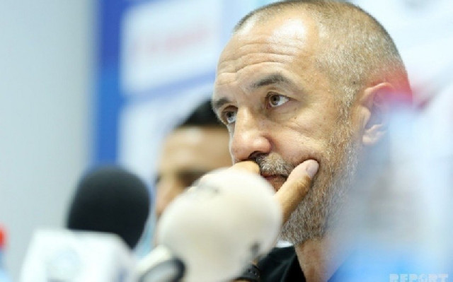 """Roberto Bordin: """"Azərbaycan millisi yaxşı komandadır"""""""