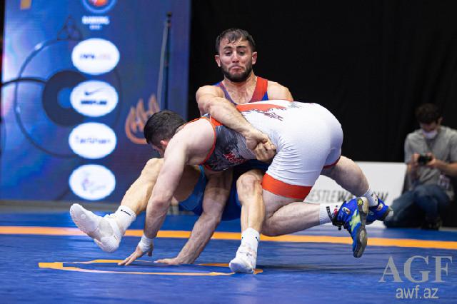 """Rafiq Hüseynov """"Poland Open""""də bürünc medal qazandı"""