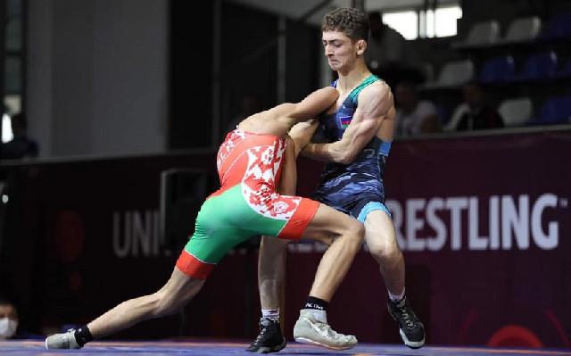 Güləşçilərimizdən İkisi Avropa çempionu oldu, biri bürünc medal qazandı!
