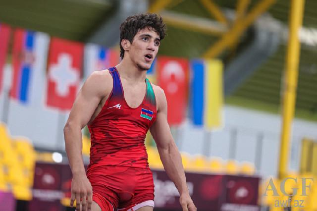 Avropa çempionatında Kənanla Cəbrayıl qızıl, Aydın gümüş medal qazandı
