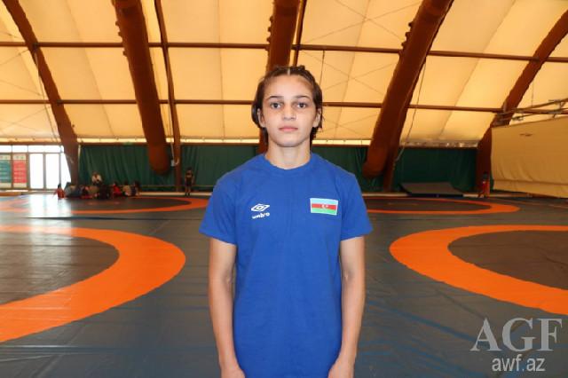 Ruzanna Məmmədova dünya çempionatının finalında!
