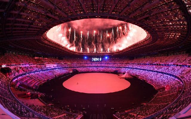 Tokio olimpiadasının açılış mərasimi keçirilir