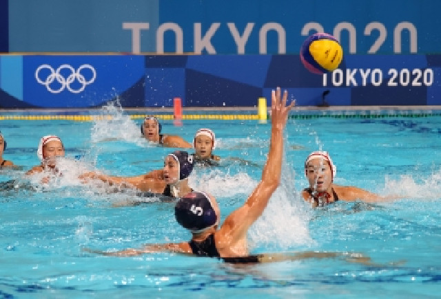 ABŞ millisi yeni Olimpiya rekordu vurub