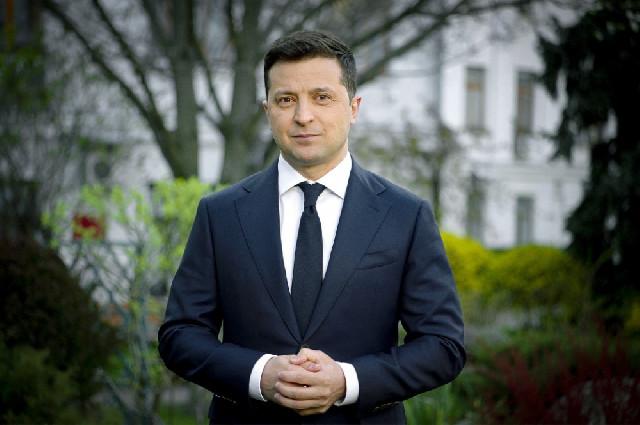 Ukrayna Prezidenti Tokio Olimpiadasında gümüş medal qazanan soydaşımıza təşəkkür edib