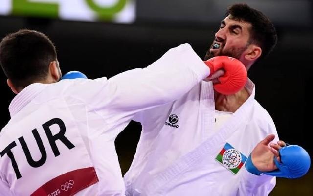 Karateçimiz Tokio-2020-də qrupdan çıxa bilmədi