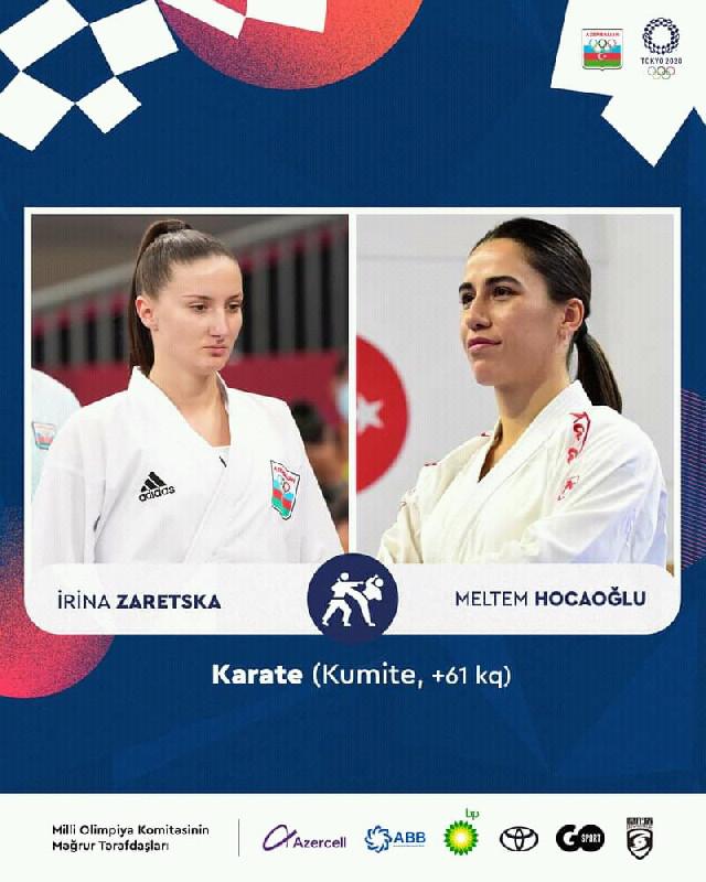Tokio-2020: Azərbaycan 6-cı medalı təmin edib