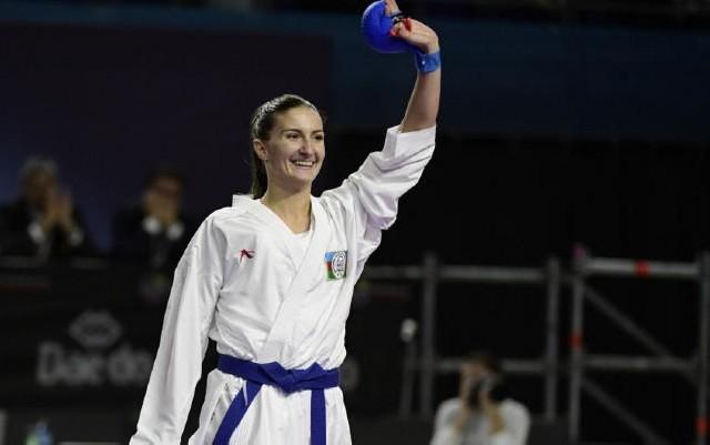 Karateçimizdən gümüş medal
