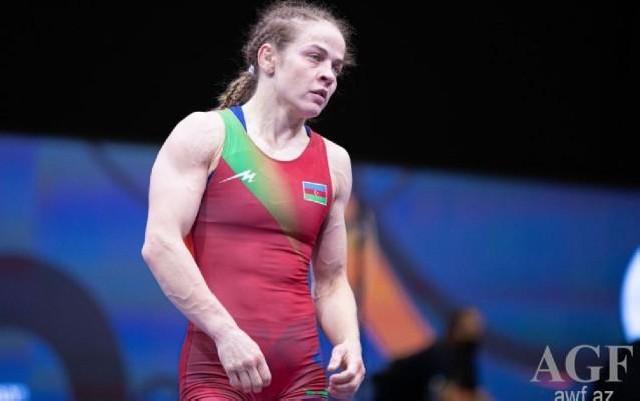 Stadnik bürünc medal qazandı