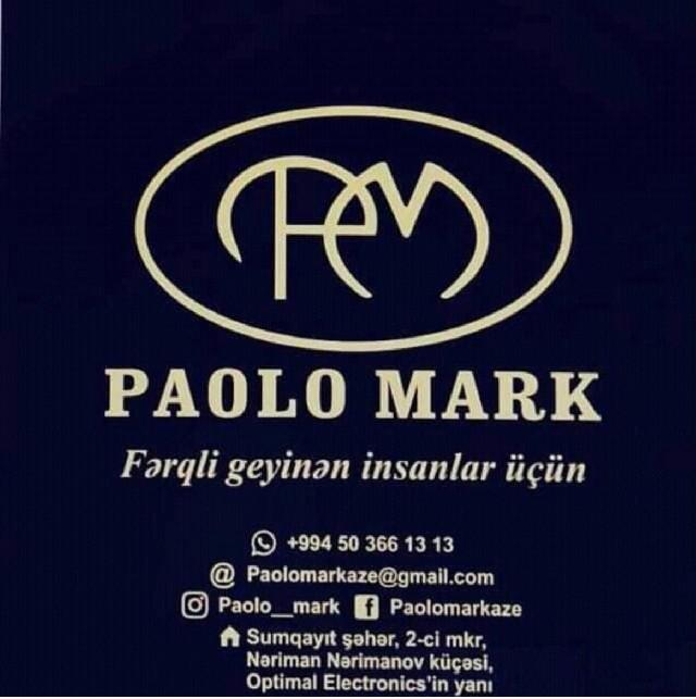 """""""Paolo Mark"""" cazibəli kampaniya ilə qarşınızda!"""