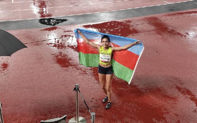 Tokio-2020: Azərbaycan paralimpiadada ilk gümüş medalını qazanıb