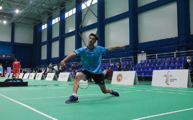 MDB Oyunları: Azərbaycan badmintonçusu qızıl medal qazanıb