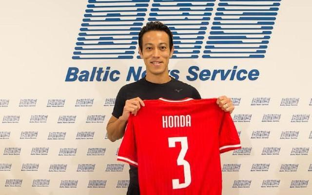 Hondanın yeni klubu müəyyənləşdi