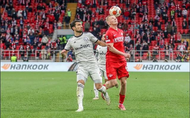 """""""Legiya""""nın baş məşqçisi: """"Mahir Emreli """"Spartak""""ın kapitanını yordu"""""""