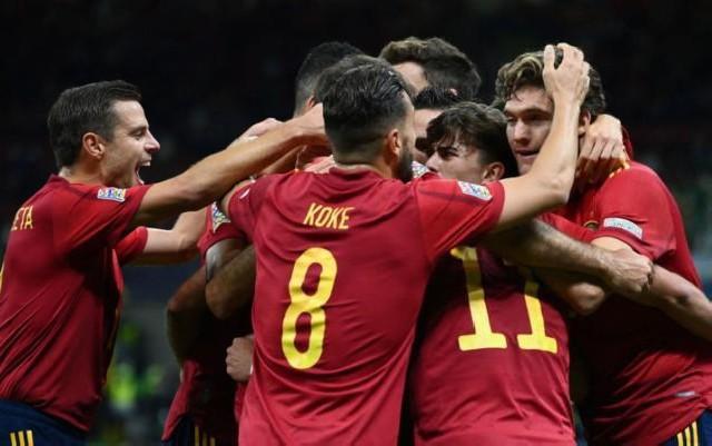 İspaniya İtaliyaya qalib gəlib finala yüksəldi