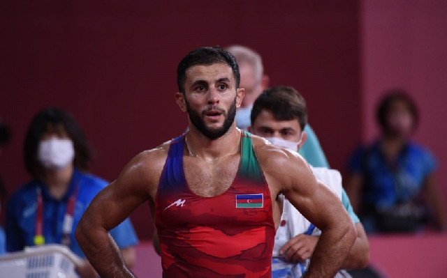Rafiq Hüseynov dünya çempionu olub